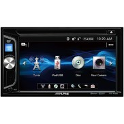 Монитор-DVD Alpine IVE-W560BT-R