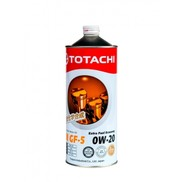 Масло моторное TOTACHI Extra Fuel Fully Synthetic SN SAE 0W-20 (1л) [ 4562374690615 ]