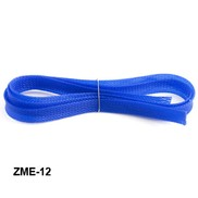 Оплетка кабельная Incar ZME-12 blue
