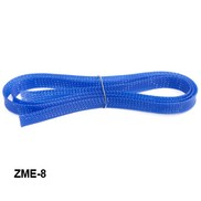 Оплетка кабельная Incar ZME-8 blue