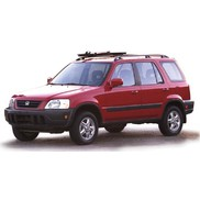 Замок DRAGON Honda CR-V (1995-2001) авт. на РВ